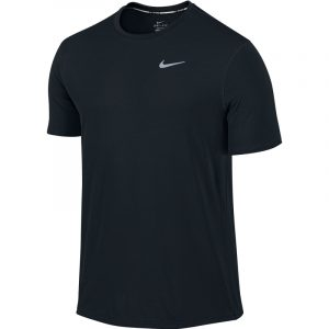 Nike Contour Short Sleeve Men's Running Tee Front
