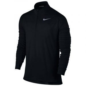 ike Men's Element Half Zip Running Top Front
