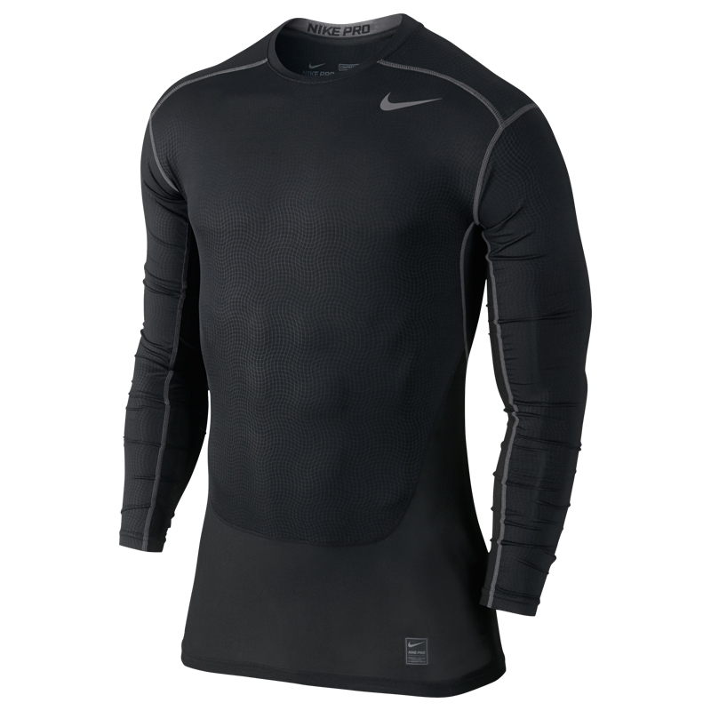 12010d7ea5267 Nike Pro Hypercool Men's Long Sleeve Top | The Running Outlet