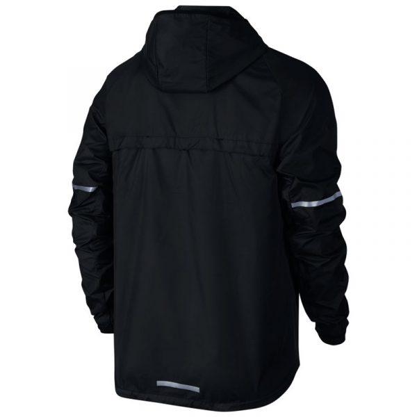Nike Shield Men's Running Jacket Back
