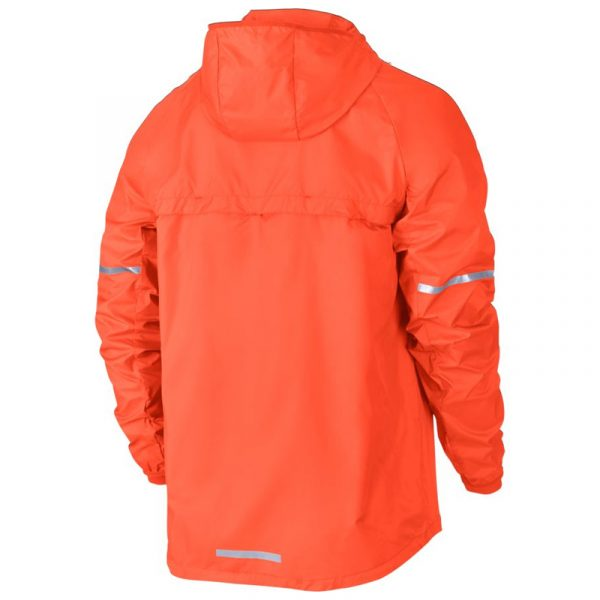Nike Shield Men's Running Jacket Back
