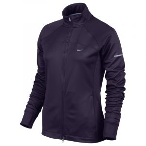 Nike Element Shield Full Zip Women's Running Jacket Front View