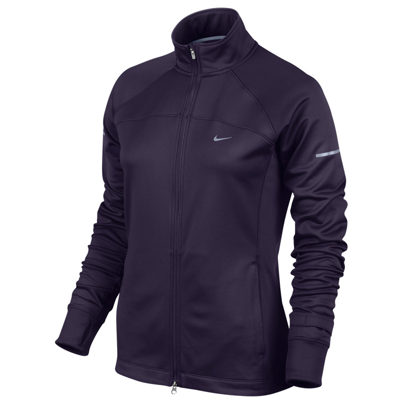ff41937677b0 Nike Element Shield Full Zip Women s Running Jacket Front View