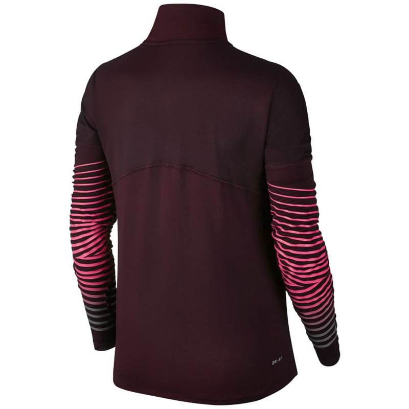 7e760027 Nike Dry Element Flash Half Zip Women's Running Top | The Running Outlet