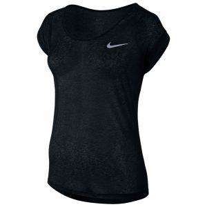 Nike Women's Cool Short Sleeve Running Top Front