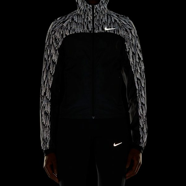 Nike Shield Flash Racer Women's Jacket Flash detail