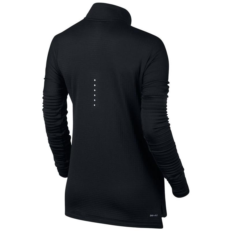 35cdcd95 Nike Therma Sphere Element Half Zip Women's Running Top | The ...