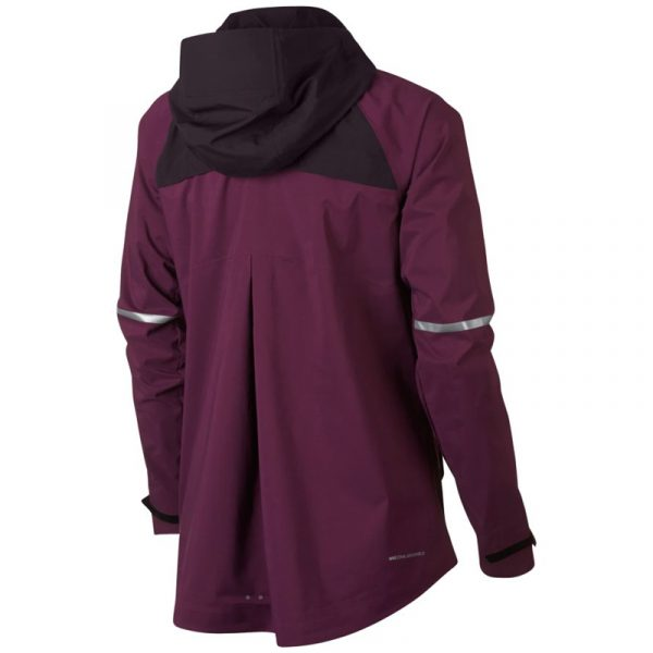 Nike Zonal Aeroshield Women's Running Jacket Back