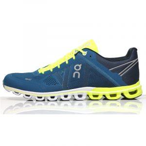 On Cloudflow Men's Running Shoe Side