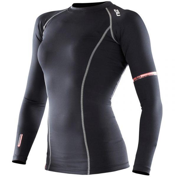 2XU Women's Compression Long Sleeve Top