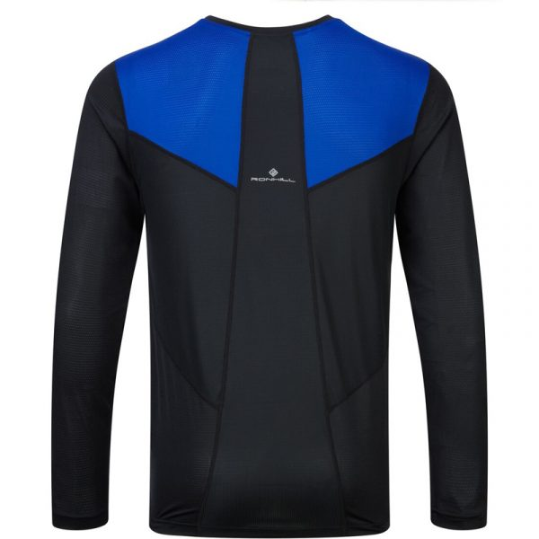 Ronhill Vizion Long Sleeve Men's Running Tee Front