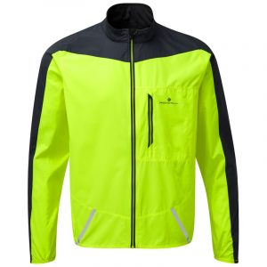 Ronhill Men's Stride Windspeed Running Jacket Front