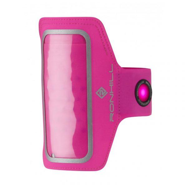 Ronhill Vizion LED MP3 Armband Front