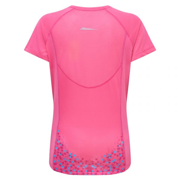 Ronhill Aspiration Women's Short Sleeve Running Tee Back