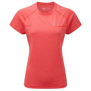 Ronhill Women's Everyday Short Sleeve Running Tee Front