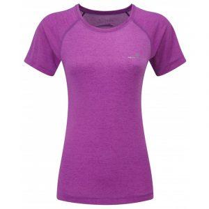 Ronhill Momentum Short Sleeve Women's Running Tee Front