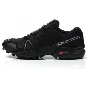Salomon Speedcross 4 Men's Trail Shoe Side