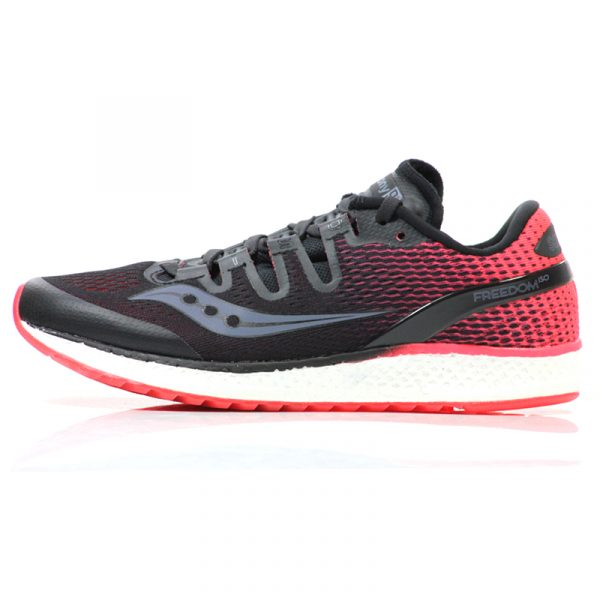 Saucony Freedom ISO Women's Running Shoe Side