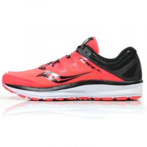 Saucony Guide ISO Women s Running Shoe Side. SALE 816e33a74ba1