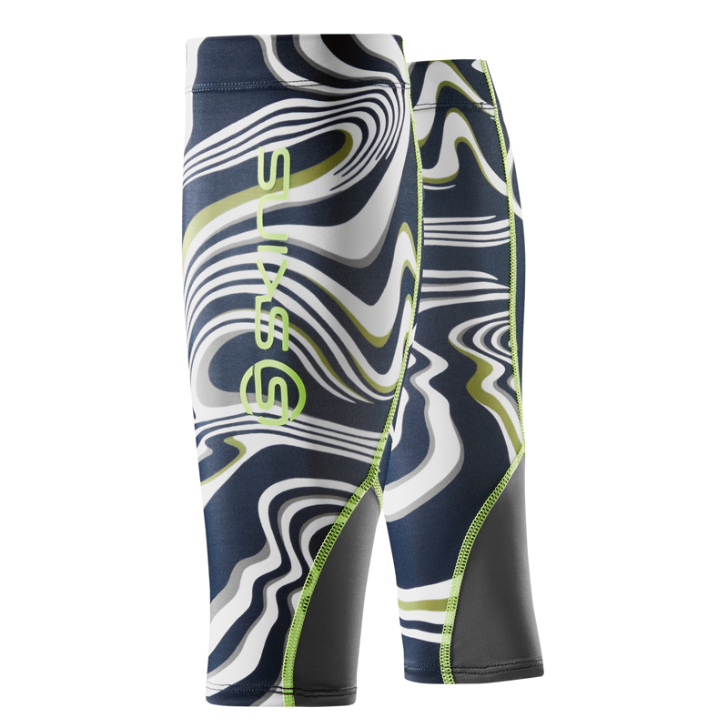 596e8b9cb2 Skins Essentials Unisex Compression Calf Tight | The Running Outlet