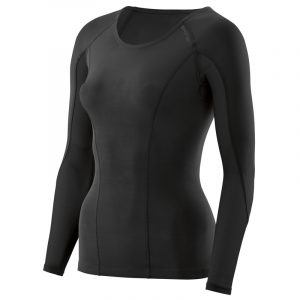 Skins Women's DNAmic Compression Long Sleeve Top Front