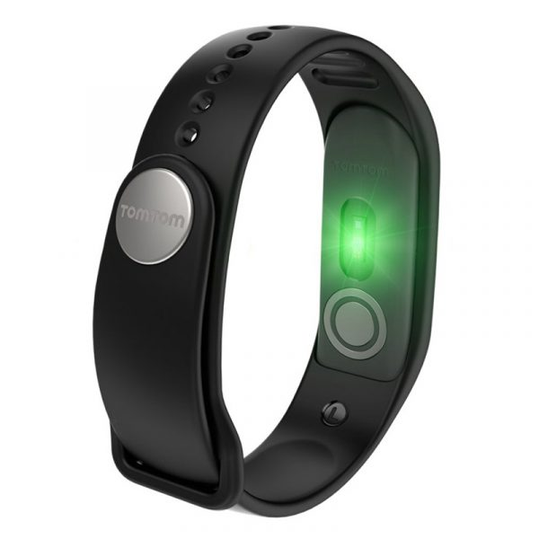 omTom Touch Fitness Tracker Back