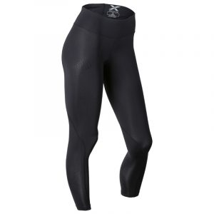 2XU Women's Mid-rise Compression Tight WA22864b Front