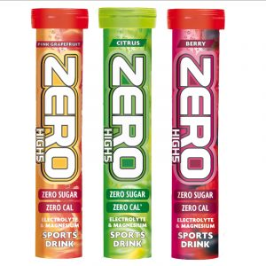 High5 ZERO Electrolyte Tablets Front