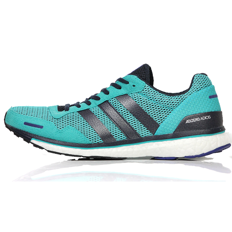info for b4d5b 70a99 adidas Adizero Adios Boost 3 Mens Running Shoe