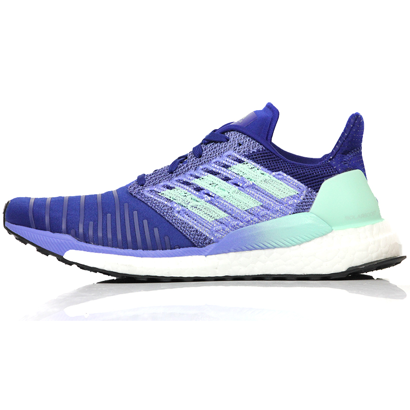 adidas Solar Boost Women's Running Shoe Side