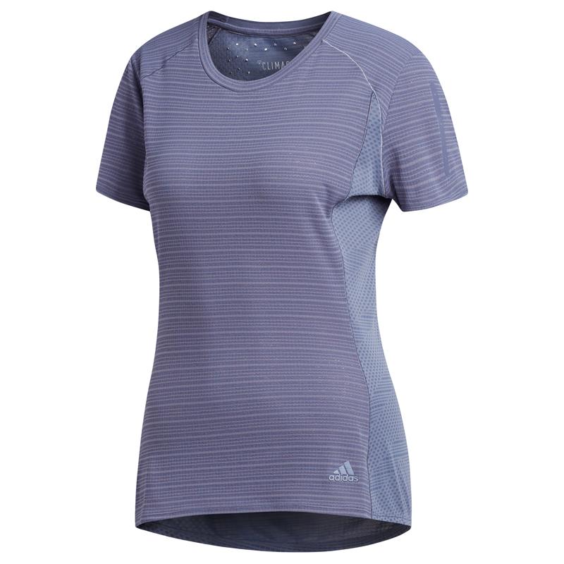 adidas Supernova 37C Short Sleeve Women's Running Tee Front View