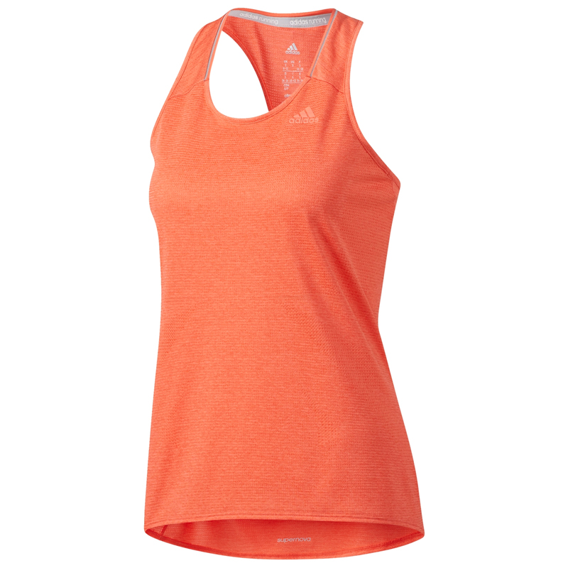 adidas Supernova Women's Running Tank Front View