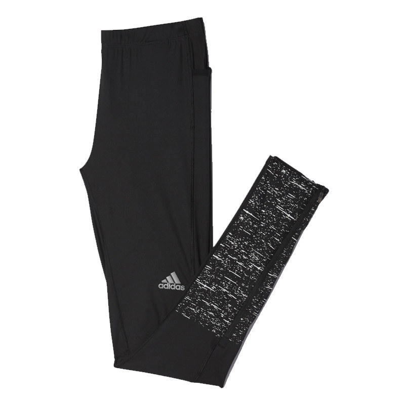 adidas Graphic Men's Running Tight Fold up View