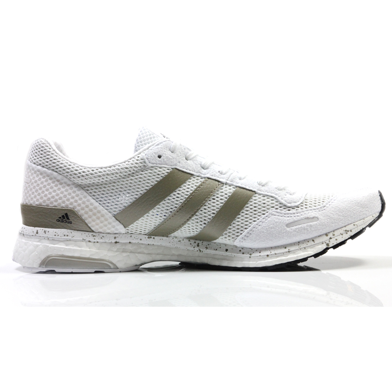 adidas Adizero Adios Boost 3 Men's Running Shoe Back View