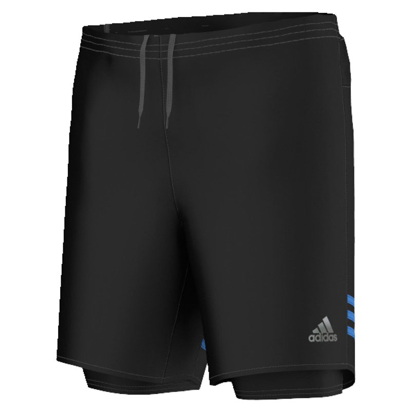 adidas Response Dual Men's Running Short Front View