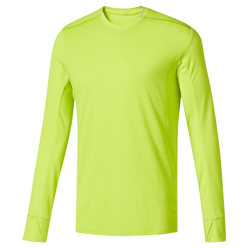 adidas Supernova Men's Long Sleeve Tee Front