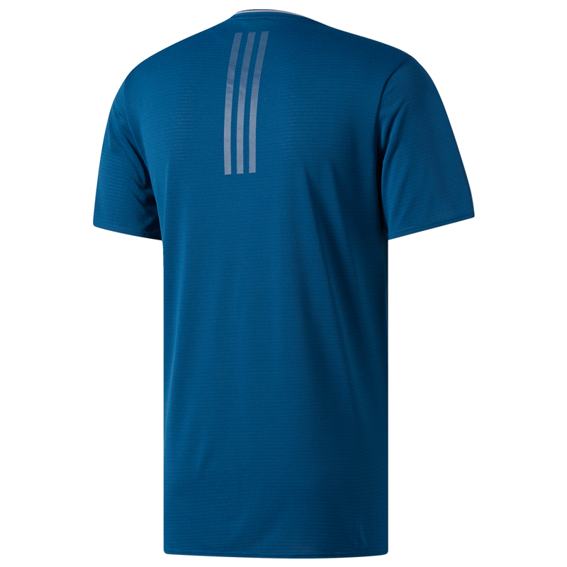 adidas Supernova Men's Short Sleeve Running Tee Back
