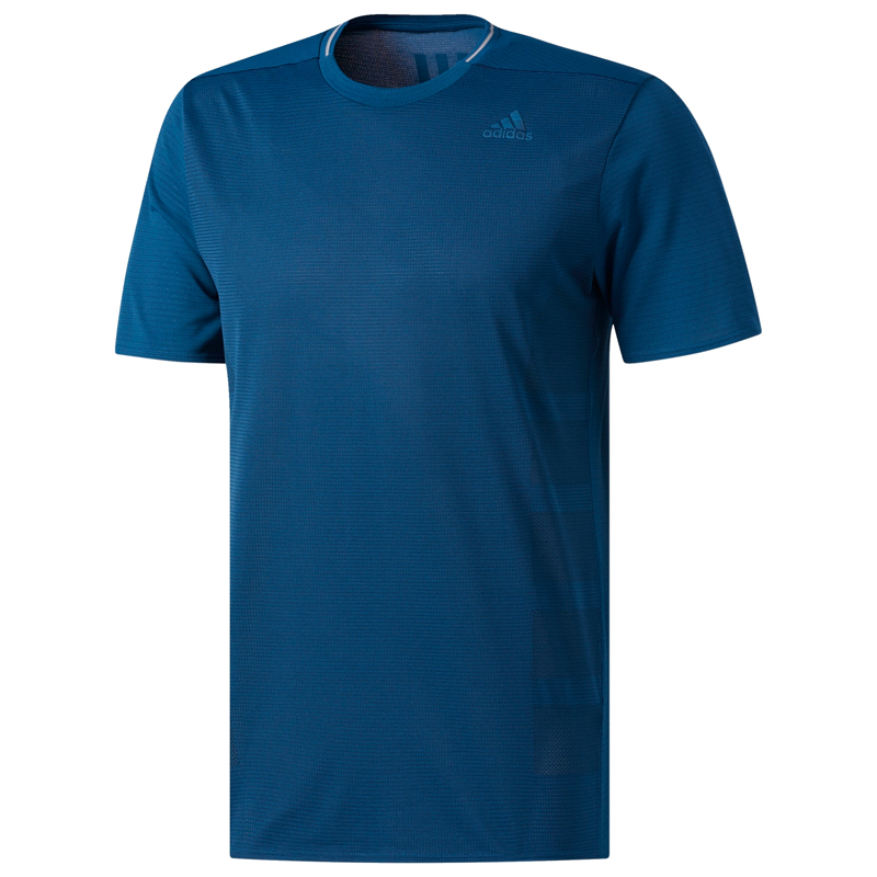 adidas Supernova Men's Short Sleeve Running Tee Front