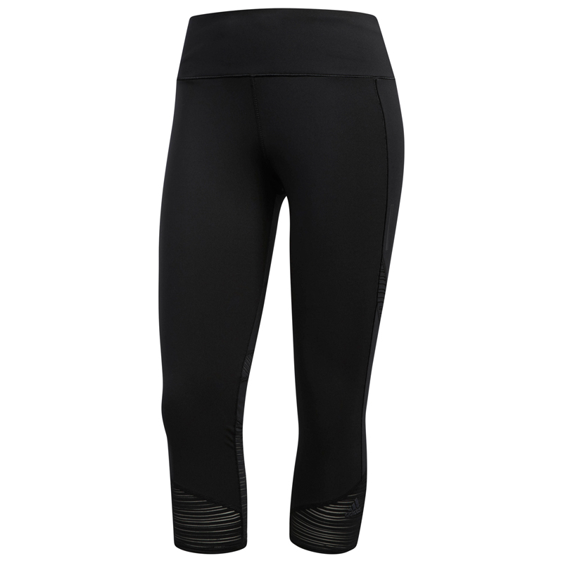 adidas How We Do 3/4 Women's Running Tight Front