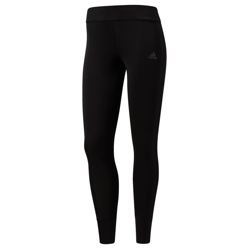 adidas Women's Response Long Running Tight Front