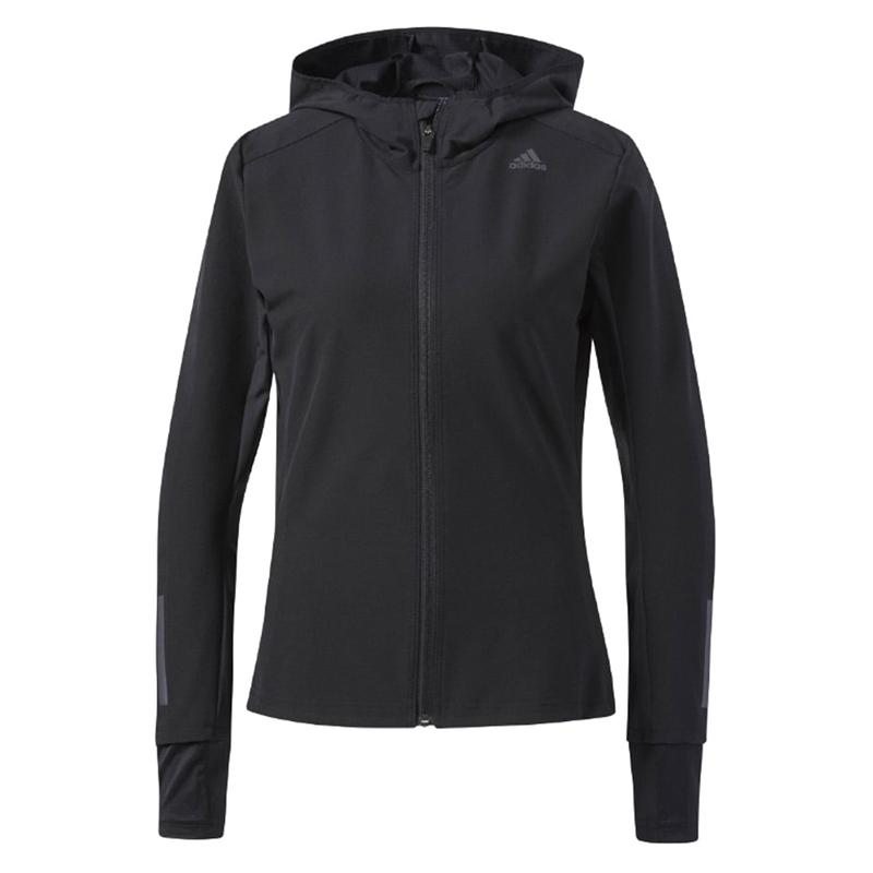 adidas Response Soft Shell Women's Running Jacket Front