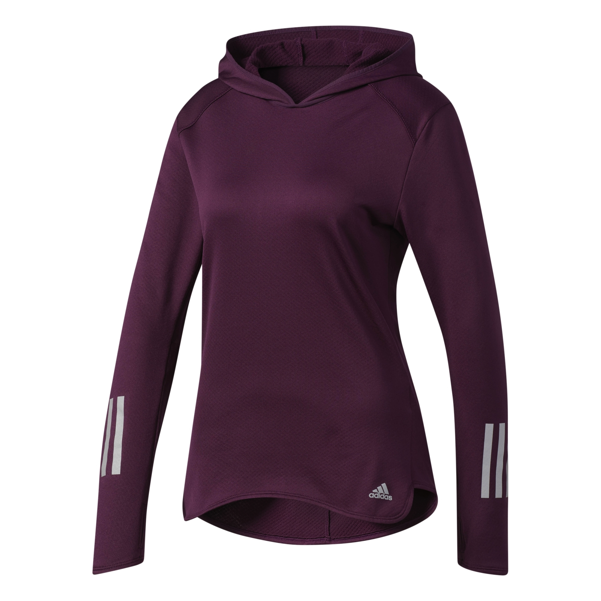 adidas Response Climawarm Women's Hoodie Front