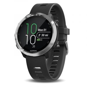 Garmin Forerunner 645 HRM Running Watch Front