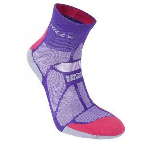 Hilly Marathon Fresh Anklet Women's Running Sock Front