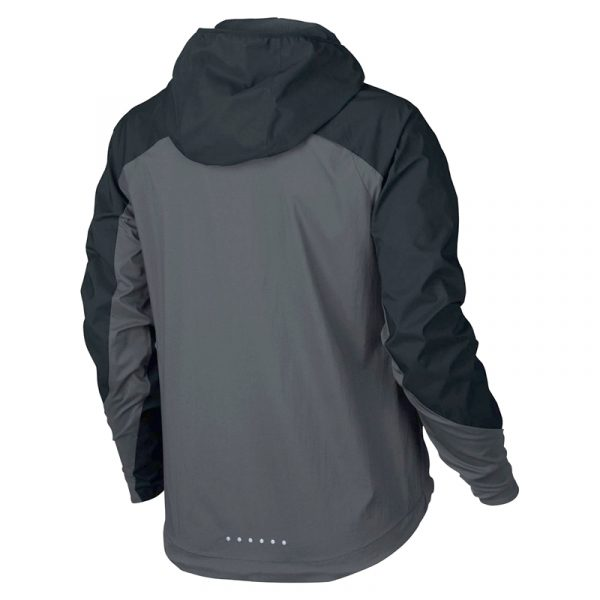 Nike Hypershield Women's Running Jacket Back