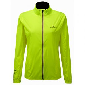 Ronhill Stride Windspeed Women's Running Jacket Front