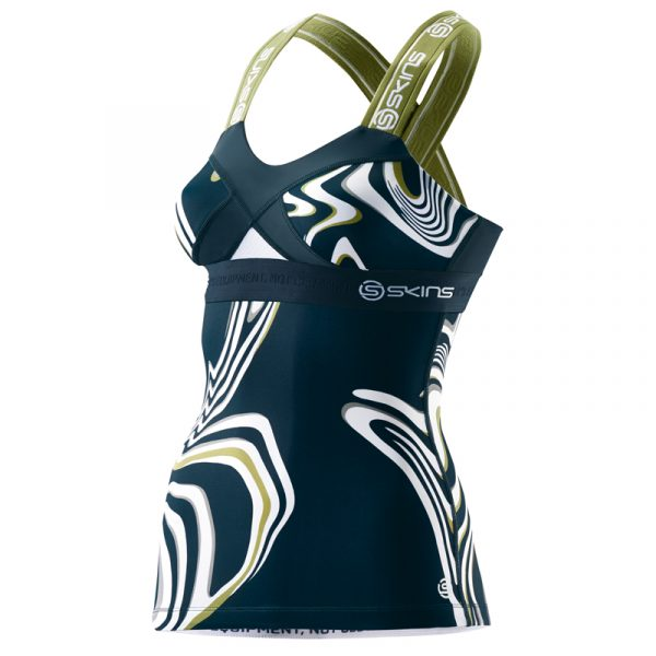 Skins DNAmic Women's Compression Tank Front