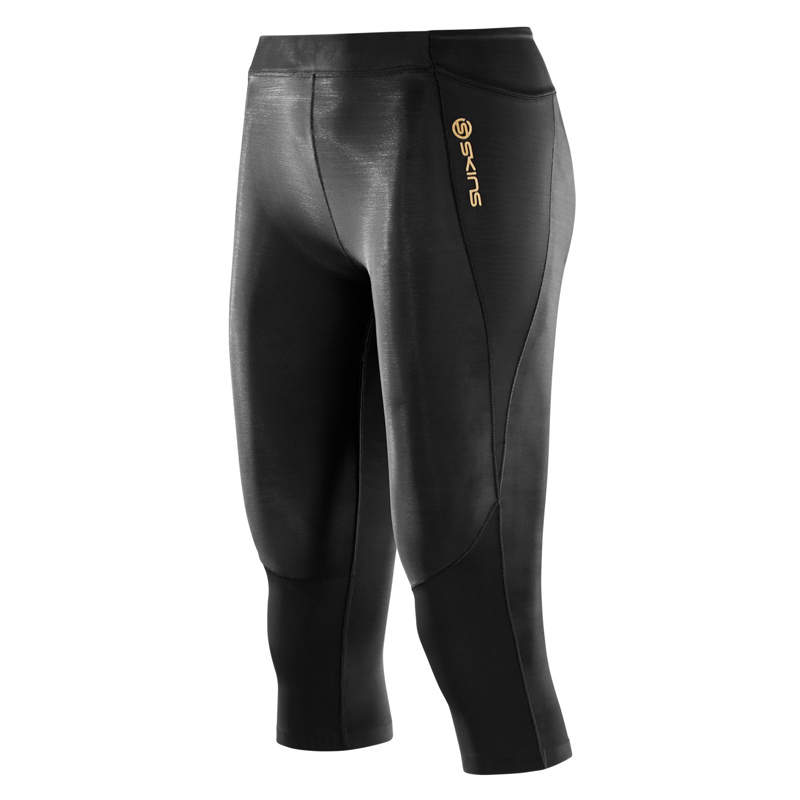 001727837d Skins Active A400 Women's Compression 3/4 Tight | The Running Outlet