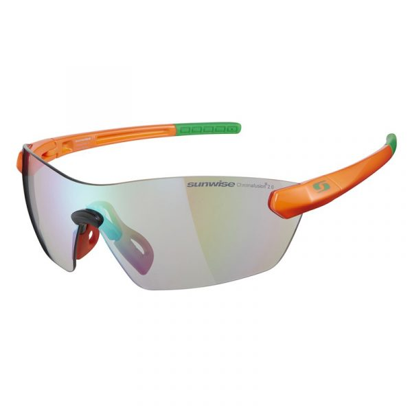 Sunwise Hastings Running Sunglasses Front