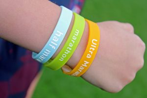 Wrist Band Park Run Totals